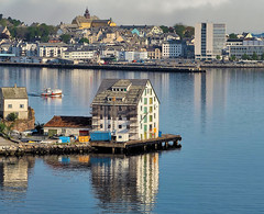 New Roof and Siding in Alesund