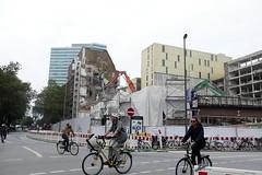 Deutschland-Haus Hamburg, Demolition / Abriss