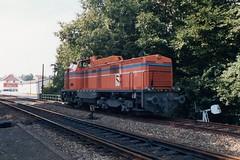 FVE - Farge-Vegesacker Eisenbahn AG