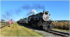 Strasburg Scenic Railroad