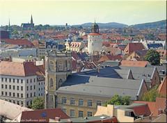Görlitz/Sachsen 2019 - Blick vom Rathausturm