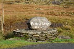 Priest's Leap Marker