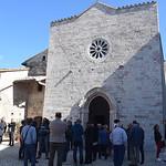 2019-10-06 - Riapertura chiesa di Vallo di Nera