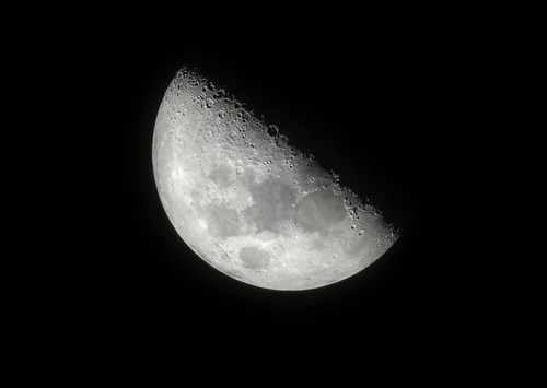 Moon - Luna  5/10/2019