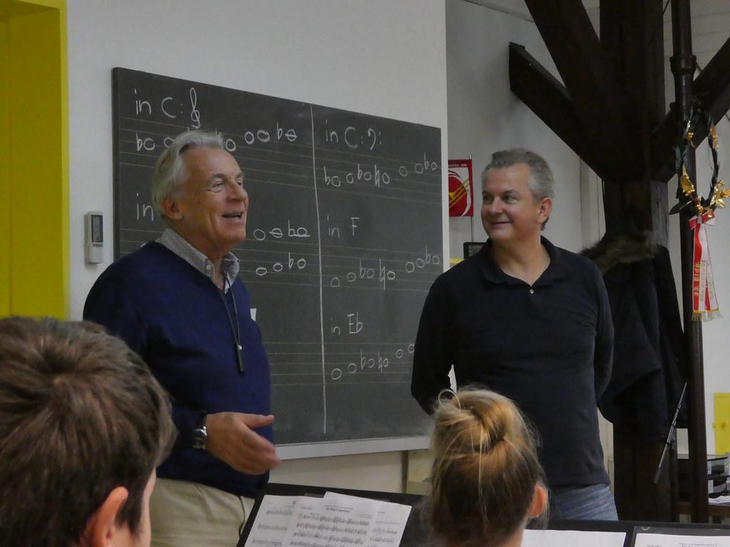 Gemeinsames Projekt mit Pepe Lienhard und MSZU vom 23.5.2019