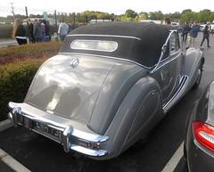 Jaguar Mark V 3½-litre Drophead (1951)