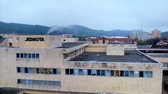 Jednota and hills