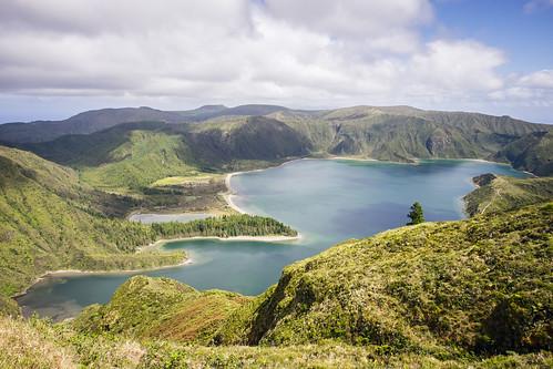 Azores: Lagoa do Fogo