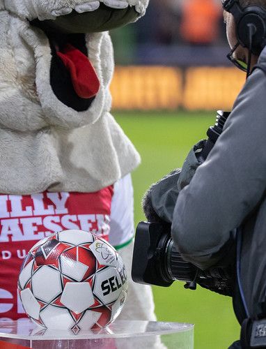 WAREGEM, 05-10-2019, Regenboogstadion. Jupiler Pro League, speeldag 10. SV Zulte Waregem - Cercle Brugge. 6-0.