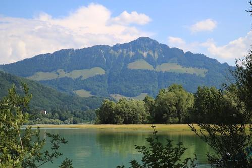 La Gruyère - Lac de la Gruyère / Ref.01326