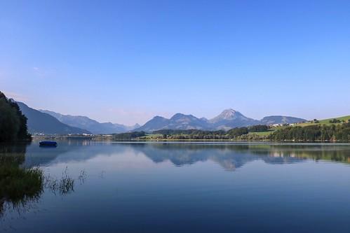 La Gruyère - Lac de la Gruyère / Ref.01322