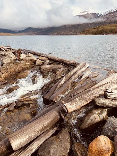 "Lago escondido"" ; #ushuaia #argentina"