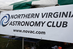 NOVAC sign