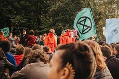 Cérémonie d'Ouverture de la Rébellion Internationale d'Octobre