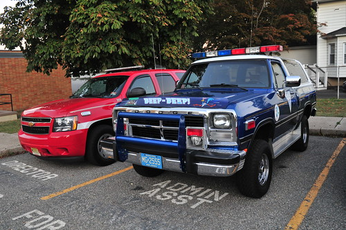 Parsippany Rescue and Recovery Unit First Response 69/5