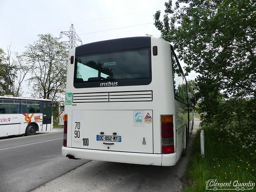 IRISBUS Axer BVA - 6918 - Citram Aquitaine