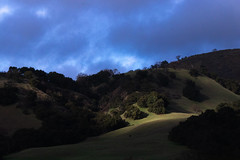 Break of Sunlight in Sunol Valley