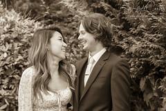 Mel & Tim's wedding