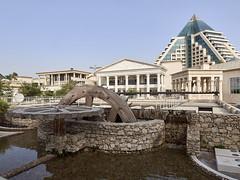 WAFI City, Dubai, Emiratos Árabes Unidos