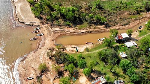Entrada Laguna El Embudo y Laguna el Saco (bajante Parana 10-2019) - 14