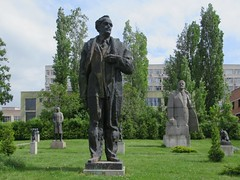 Statue of Georgi Dimitrov