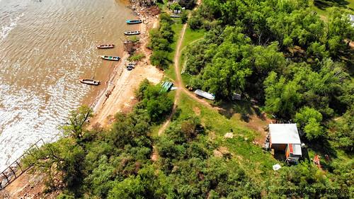 Entrada Laguna El Embudo y Laguna el Saco (bajante Parana 10-2019) - 13