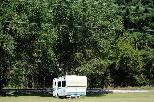 Lone Camper - Woodman, Wisconsin