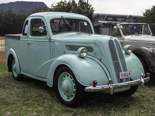 1948 Ford Popular 103E Coupe Utility - see below
