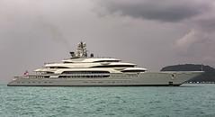 Megayacht Ocean Victory XOKA6843bs