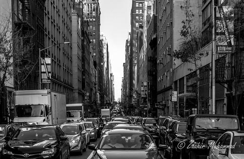 You're just like crosstown traffic - Jimi Hendrix