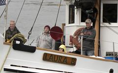 work boat Laura B -  Rockland Maine