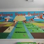 Fenland Wall Display