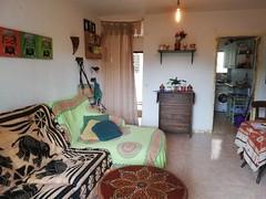 Fabuloso salón comedor.Exterior. Soleado. Solicite más información a su inmobiliaria de confianza en Benidorm  www.inmobiliariabenidorm.com