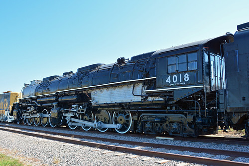 Museum of the American RR #4018