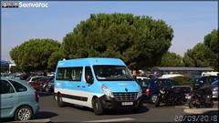 Renault Master – Transdev Niort Agglomération / Tanlib n°111