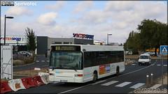 Heuliez Bus GX 317 – Transdev Niort Agglomération / Tanlib n°107
