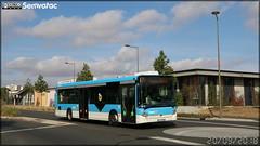 Heuliez Bus GX 327 – Transdev Niort Agglomération / Tanlib n°702