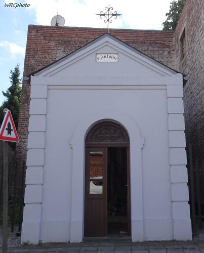 Chapelle st Antoine à Traegnies, Belgique.