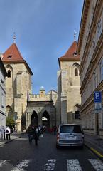 Prague, Church of Our Lady beneath the Chain