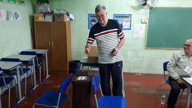 06/10/2019 Votação Eleição Conselho Tutelar - São Borja