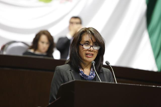 22/11/2018 Intervención en tribuna de la Dip. Laura Martínez González