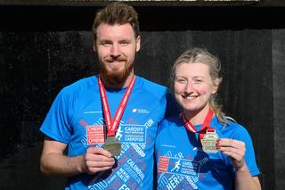 06.10.19 - Cardiff University Cardiff Half Marathon -