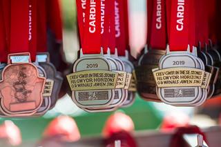 06.10.19 - Cardiff Half Marathon -