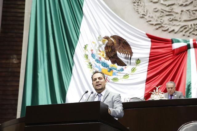 22/11/2018 Intervención en tribuna del Dip. Alejandro Carvajal Hidalgo