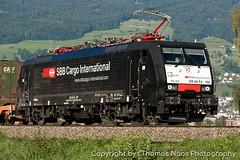 SBB Cargo International, 189 102-7