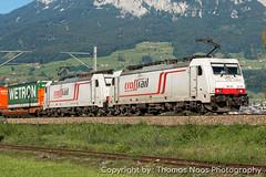 Crossrail, 186 901-5  & 186 902-3