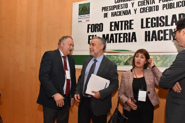 23/11/2018 Foro Entre Legisladores en materia Hacendaria