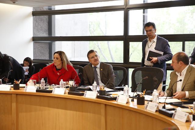 26/11/2019  Junta de Coordinación Política