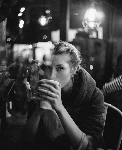 Coffee in the Cold