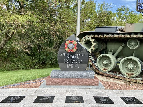 10-06-2019 Ride Veterans Memorial - VFW Post 11038 - Waterford,WI